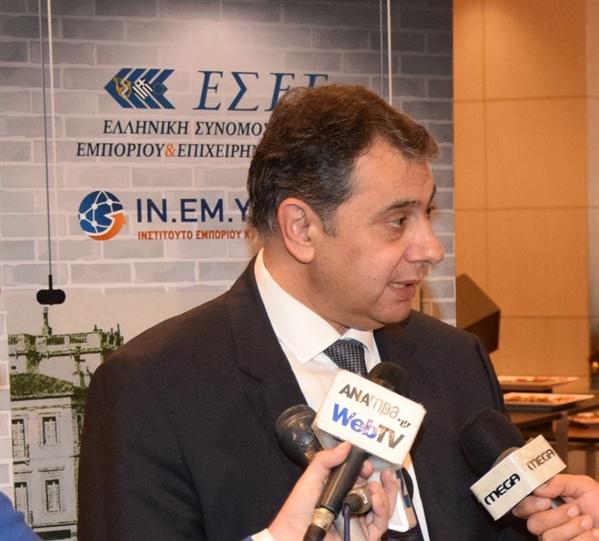 Δηλώσεις Προέδρου ΕΣΕΕ κ. Βασίλη Κορκίδη για τις εθνικές εκλογές